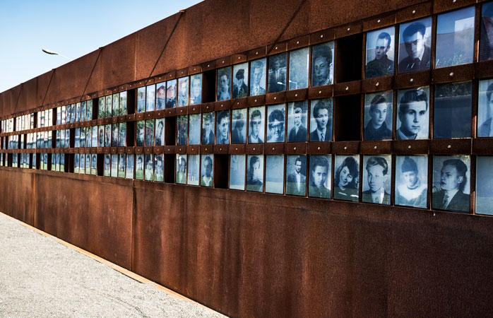Die Gedenkstätte Berliner Mauer bietet Einblicke in das geteilte Deutschland