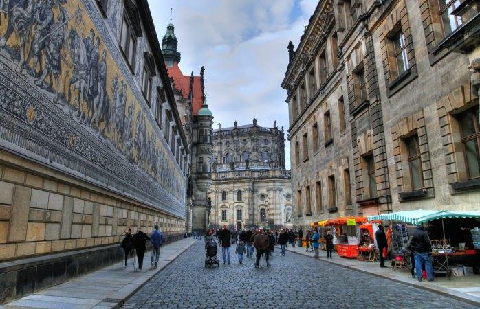 Zu den schönsten Städtereisen im Herbst gehört die Kulturstadt Dresden