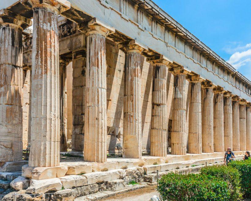 Barrierefrei reisen: Ein Athen-Führer für Urlauber mit Rollstuhl