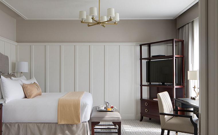 7 Empfehlungen für eine Luxus Unterkunft in San Francisco