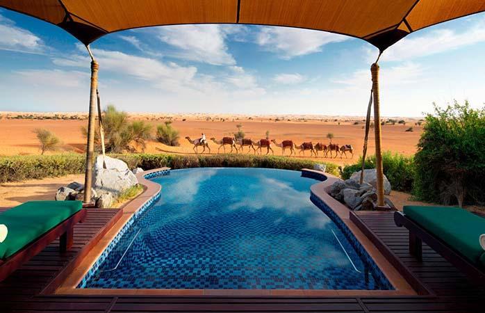 Glamping im Al Maha Desert and Resort in Dubai