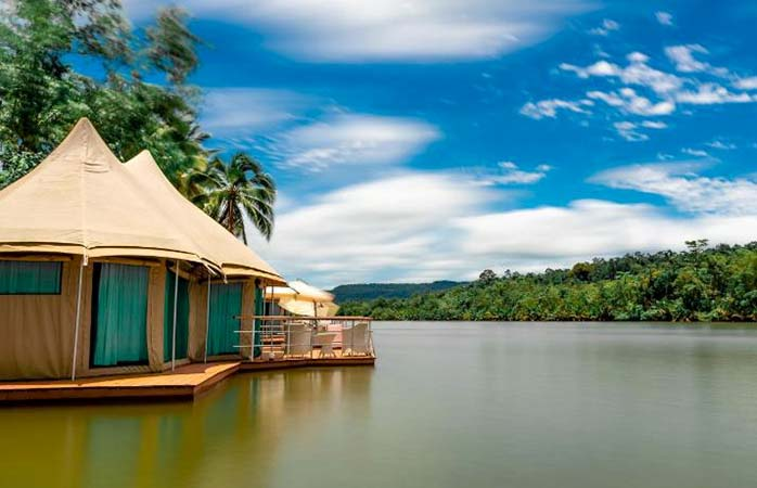 Rivers Floating Lodge