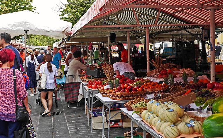 Schlemm dich durch Berlin: Wochenmarkt & Street Food in der Hauptstadt