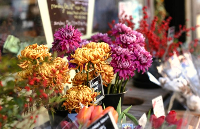 Blumen Markt Berlin