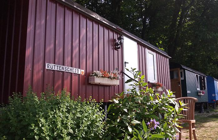 Cool Camping bei Ruhrcamping