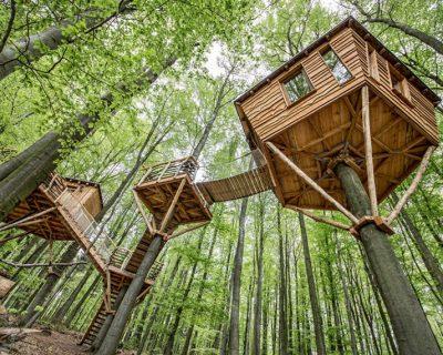 Cool Camping: Alternative Campingplätze in Deutschland