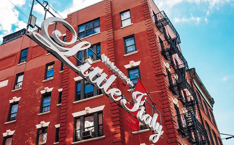 Der Geschmack der Welt: Eine kulinarische Tour durch die Stadtviertel New Yorks