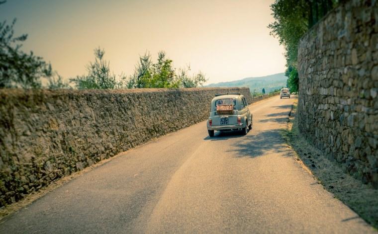 Toskana-Roadtrip: Mit dem Auto durch die Toskana – ein Abenteuer für Feinschmecker