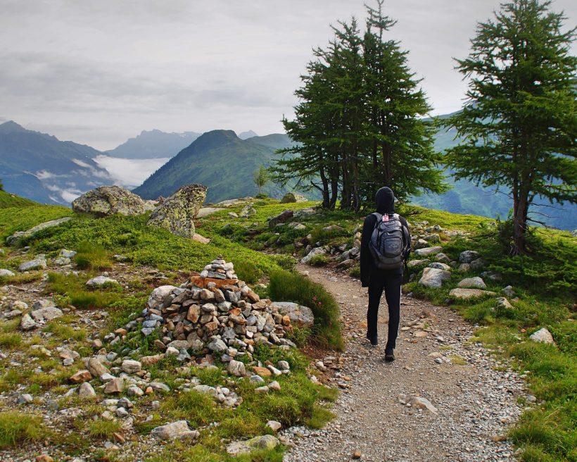 Entdecke die Alpen auf diesen tollen Wander-Routen