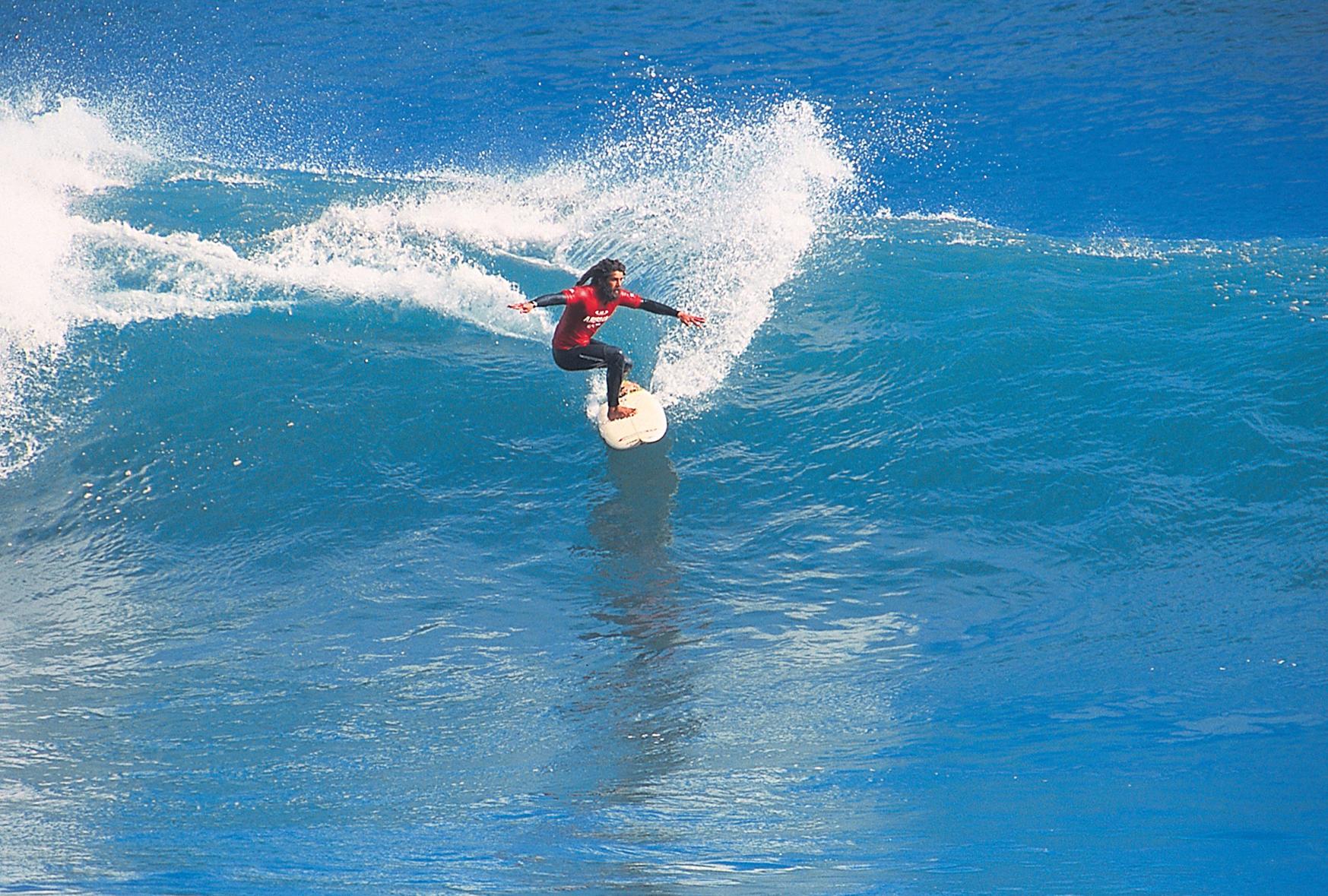 Surfen in Madeira