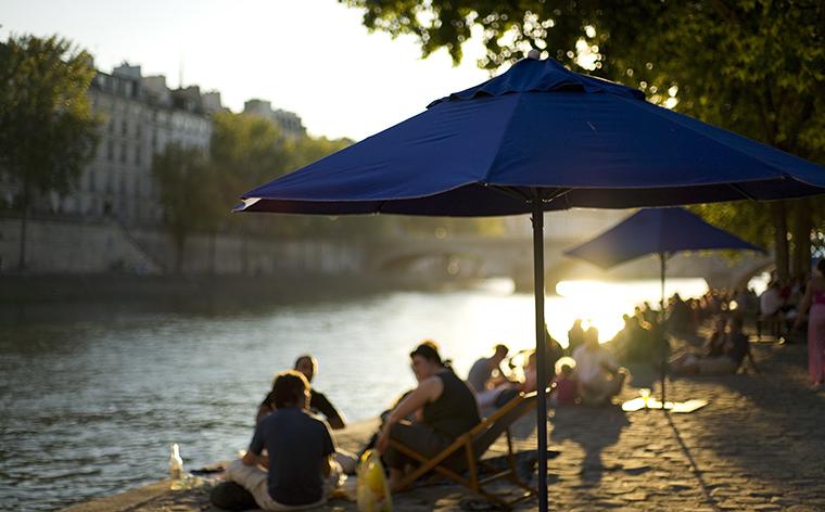 Summer in the City: Europas beste Stadtstrände