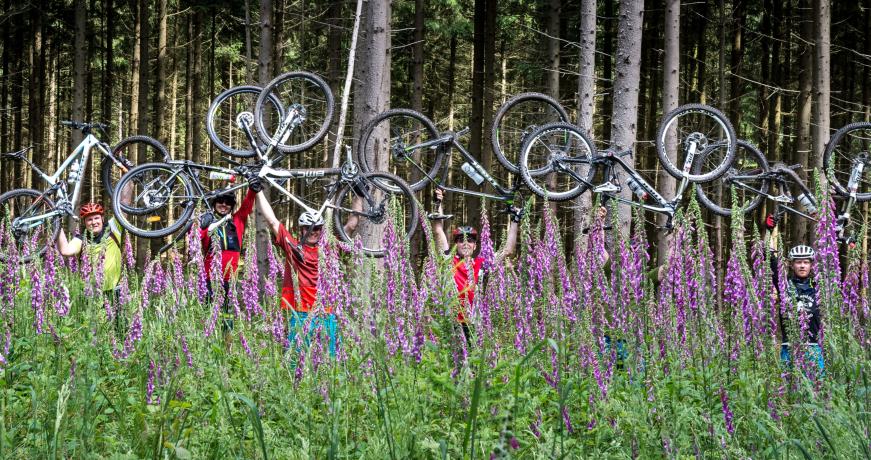 Churfranken-Mountainbiken-Gruppe