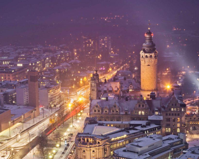 Leipzig im Winter: Aktivitäten für die kalte Jahreszeit