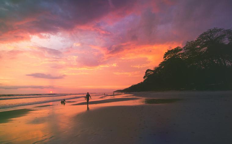 Costa Rica: Beste Reisezeit und die 6 schönsten Strände