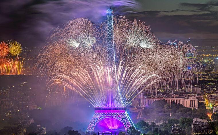 Die schönsten Feste an Nationalfeiertagen auf der ganzen Welt