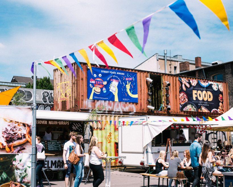 Inspirierende Food & Kunst Festivals in Deutschland 2019