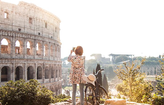 Erkunde die kulinarischen und kulturellen Highlights Roms ganz auf deine Art – aber ein Abstecher ins Kolosseum ist ein Muss