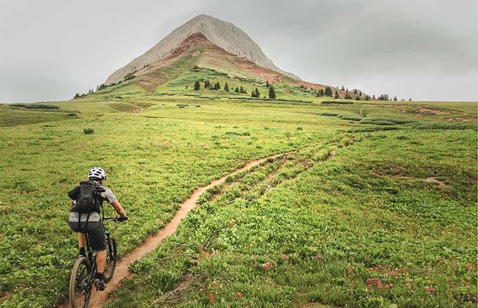 Werde eins mit der Natur am Colorado Trail