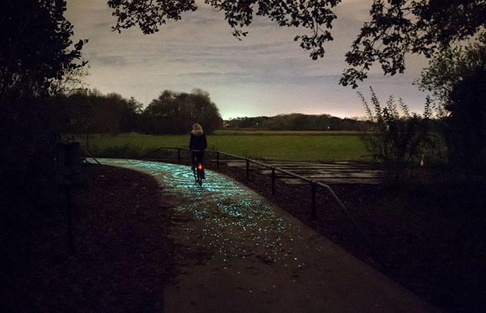 Auf dem Van Gogh Radweg wirst du du das Gefühl haben, durch den Sternenhimmel zu fliegen