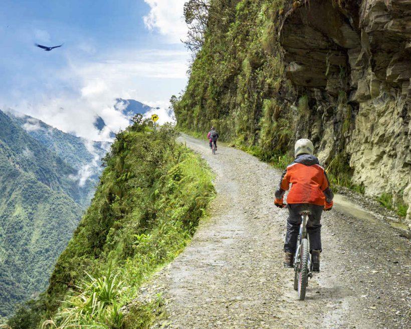 Tritt in die Pedale: Die schönsten Radwege der Welt