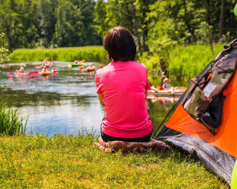 Zum Zelten schön: 10 Top-Campingziele in Europa