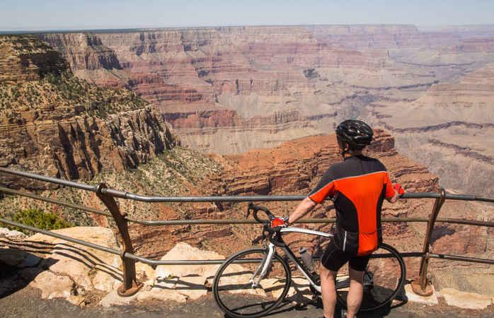 Kannst du den Widerhall deines Herzschlags im Grand Canyon hören?