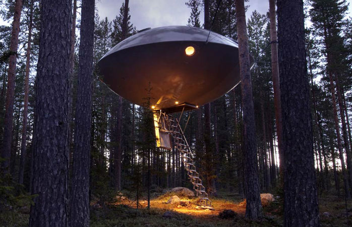 harads treehotel