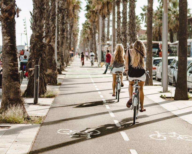 Nachhaltig nach Barcelona reisen