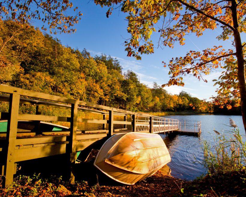 5 erschwingliche Reiseziele für den Herbst
