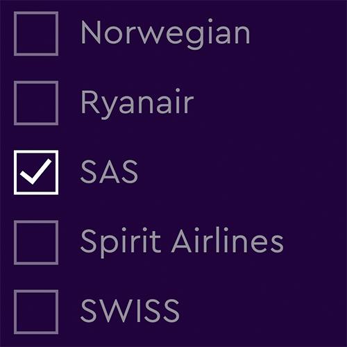 Fluggesellschaften und Allianzen